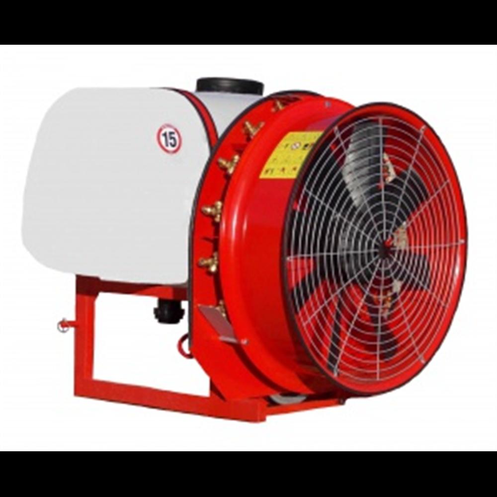 Atomizer za voće 350l fi-600 sa Italijanskom pumpom + ratarski uređaj 6m/8m