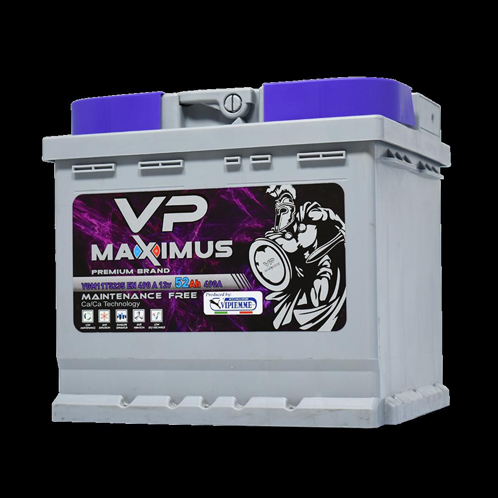 VP Maximus 52Ah D+