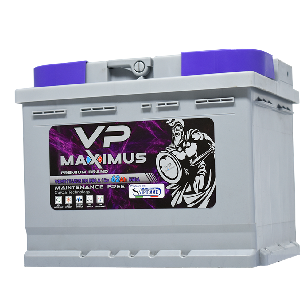 VP Maximus 62Ah D+