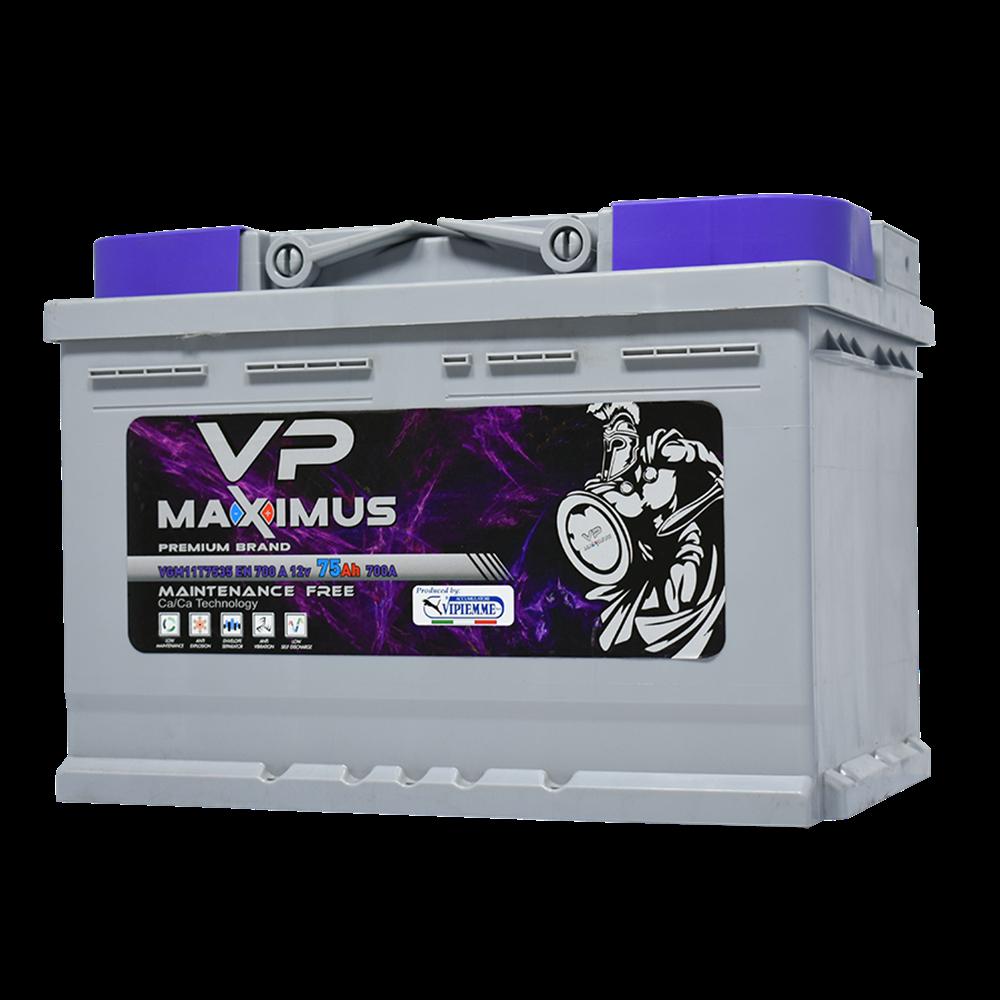 VP Maximus 75Ah D+