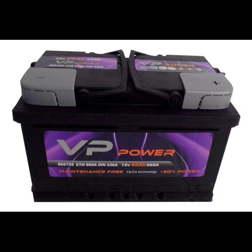 VP Power 66Ah D+