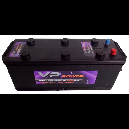 VP Power 110Ah D+ IVECO