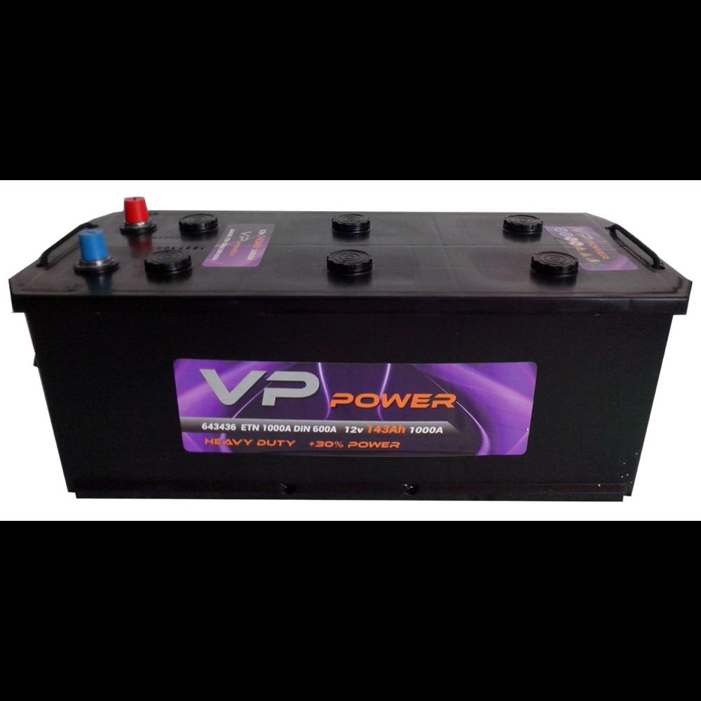 VP Power 143Ah L+