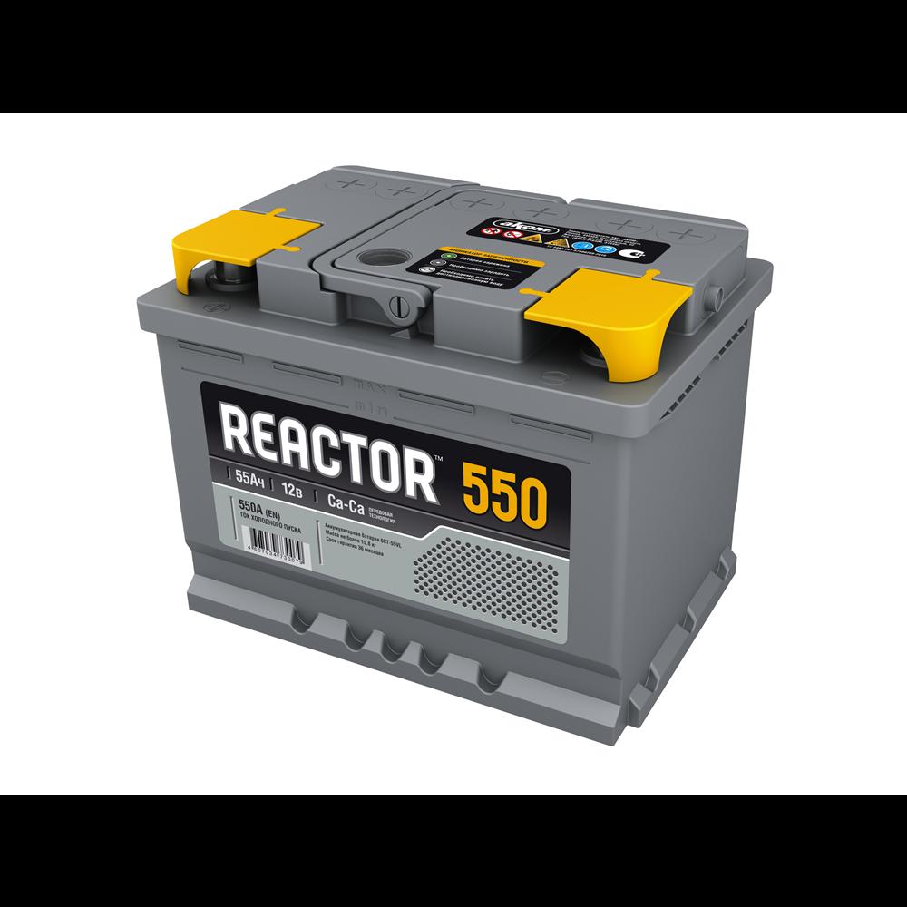 REACTOR 55Ah D+