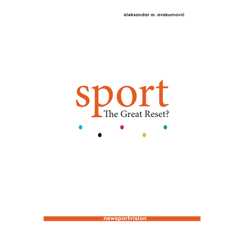 SPORT - THE GREAT RESET, na srpskom