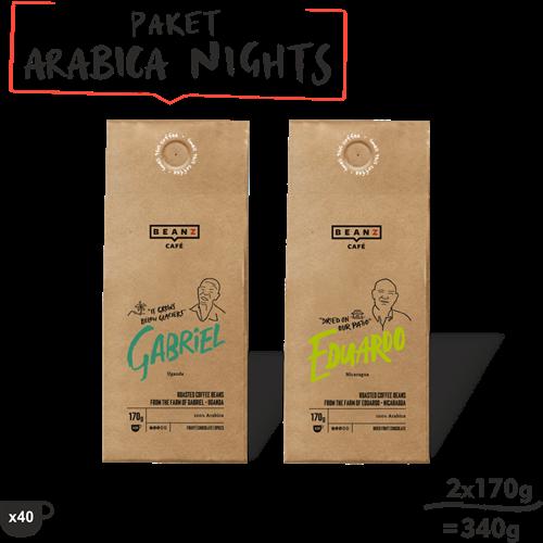 "1. ""Arabica Nights"" 340g"
