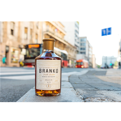 BRANKO - NEW SLIVOVITZ