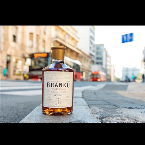 BRANKO - NEW SLIVOVITZ
