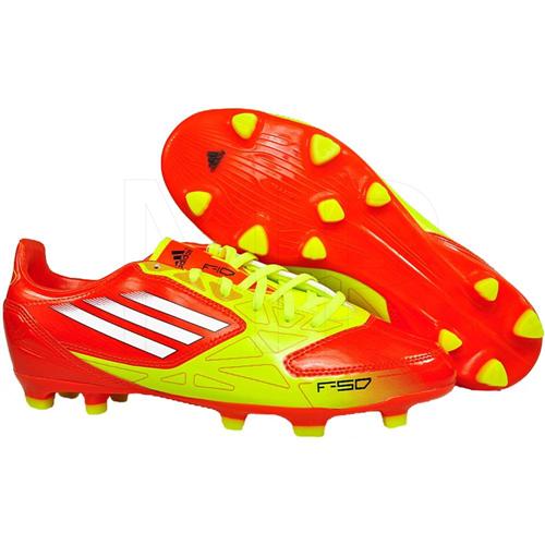 Adidas F10 TRX FG J - Orange