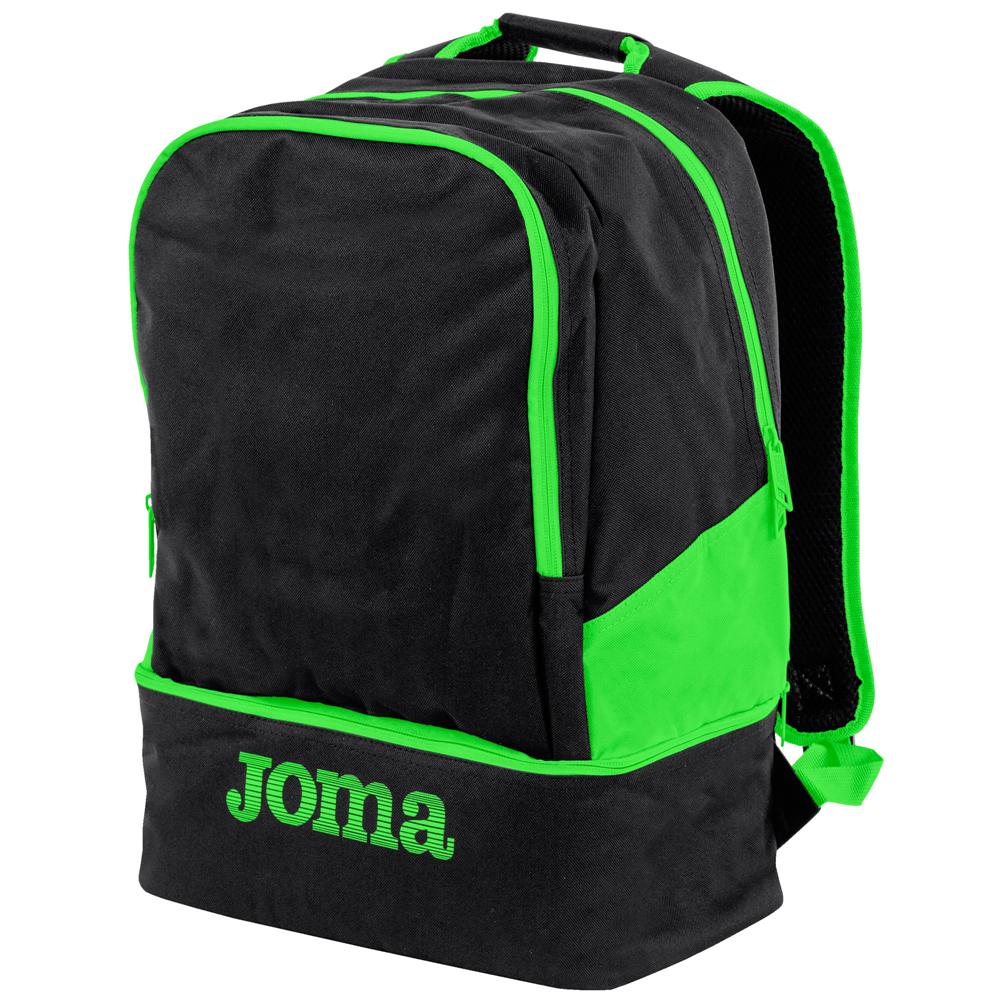 RANAC JOMA ESTADIO III BLACK/FLUOR GREEN
