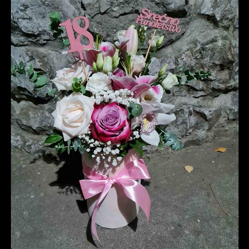Flower box 025
