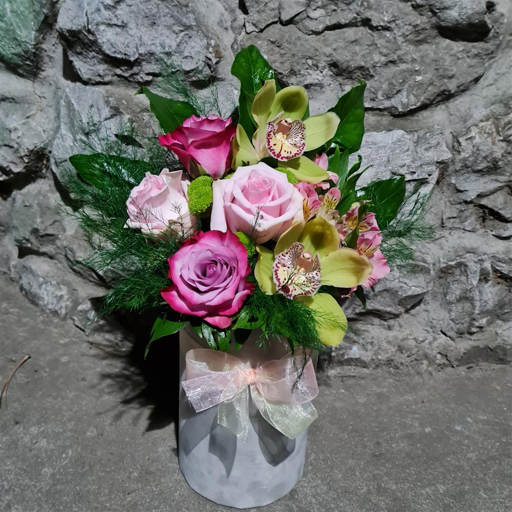 Flower box 005