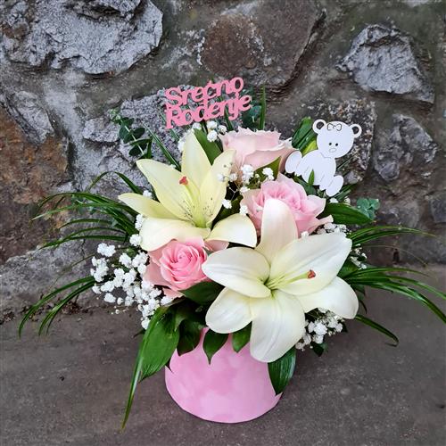 Flower box 007