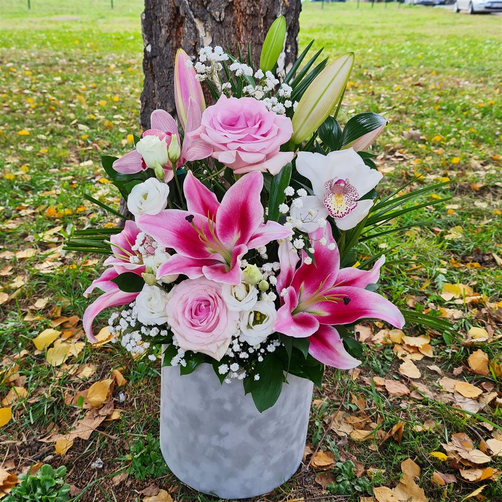 Flower box 009