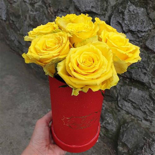 Flower box 018