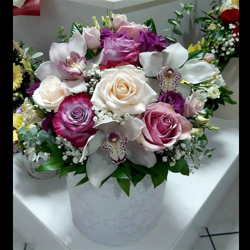 Flower box 019