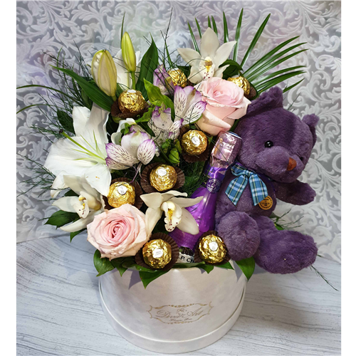 Flower box 021
