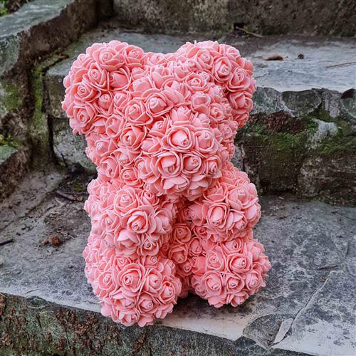 006 Meda puder roze