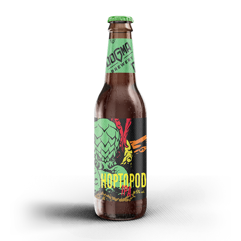 HOPTOPOD IPA - 330ml