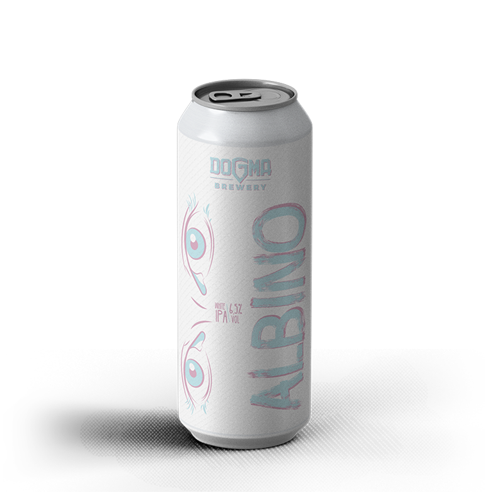 ALBINO White IPA - 500ml