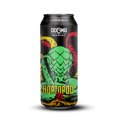 HOPTOPOD IPA - 500ml