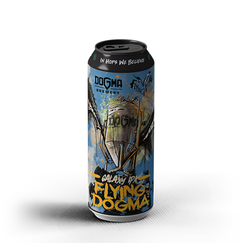 FLYING DOGMA Galaxy IPA - 500ml