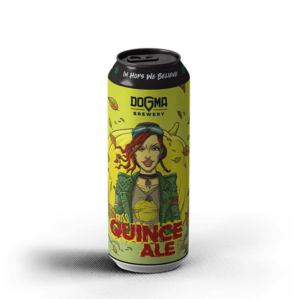 MISS QUINCE Ale - 500ml