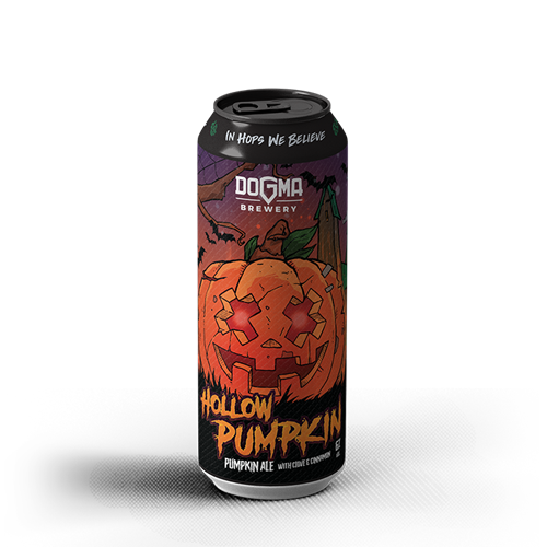 HOLLOW PUMPKIN Ale- 500ml