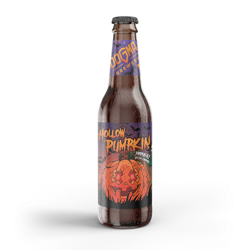 HOLLOW PUMPKIN Ale - 330ml