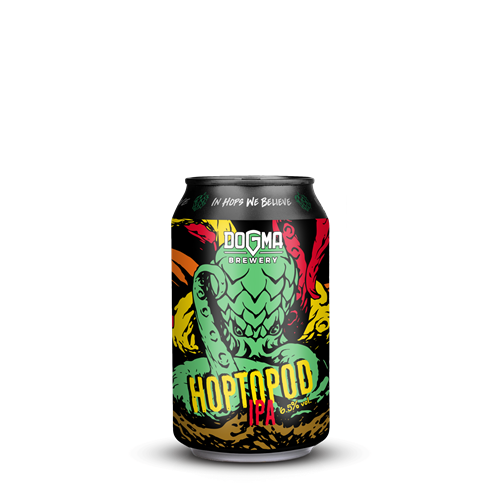 HOPTOPOD IPA - Limenka 330ml