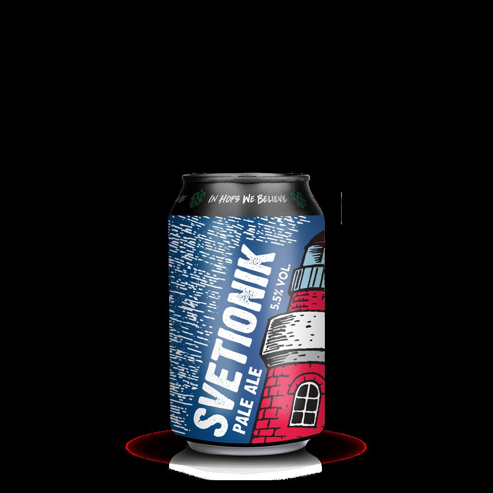 SVETIONIK Pale Ale - Limenka 330ml