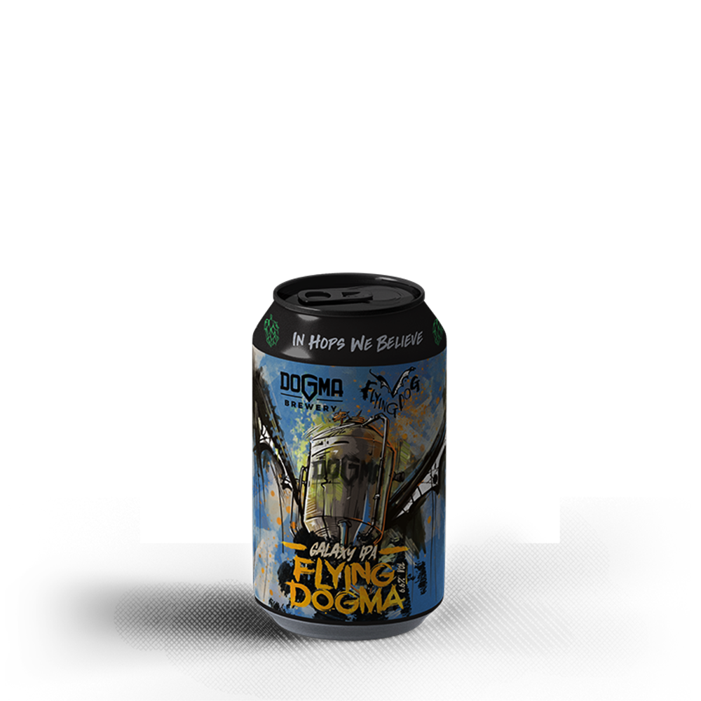 FLYING DOGMA Galaxy IPA - Limenka 330ml