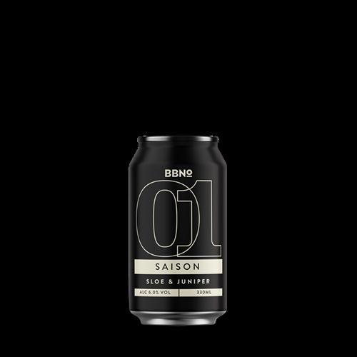 Brew By Numbers  - Saison Sloe Juniper 330ml