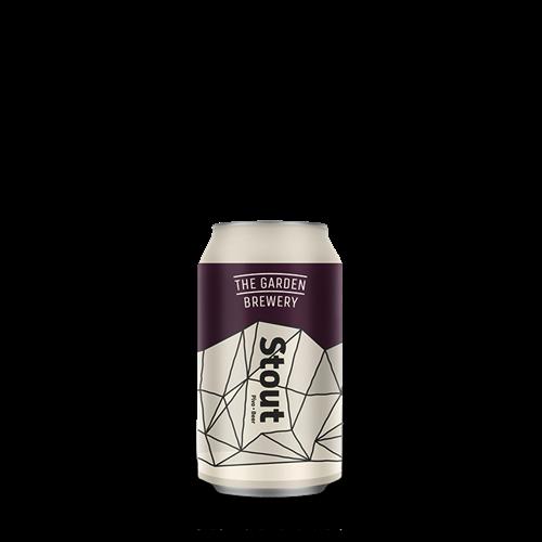 Garden Brewery - Stout 330ml