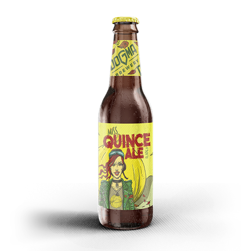 MISS QUINCE Ale - 330ml