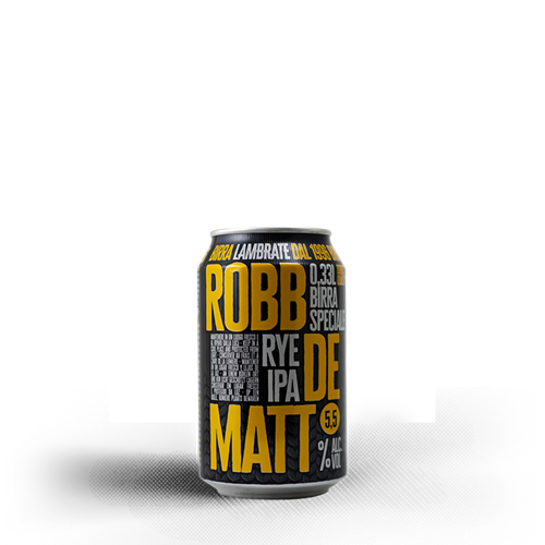 Birrificio Lambrate - Robb De Matt 330ml