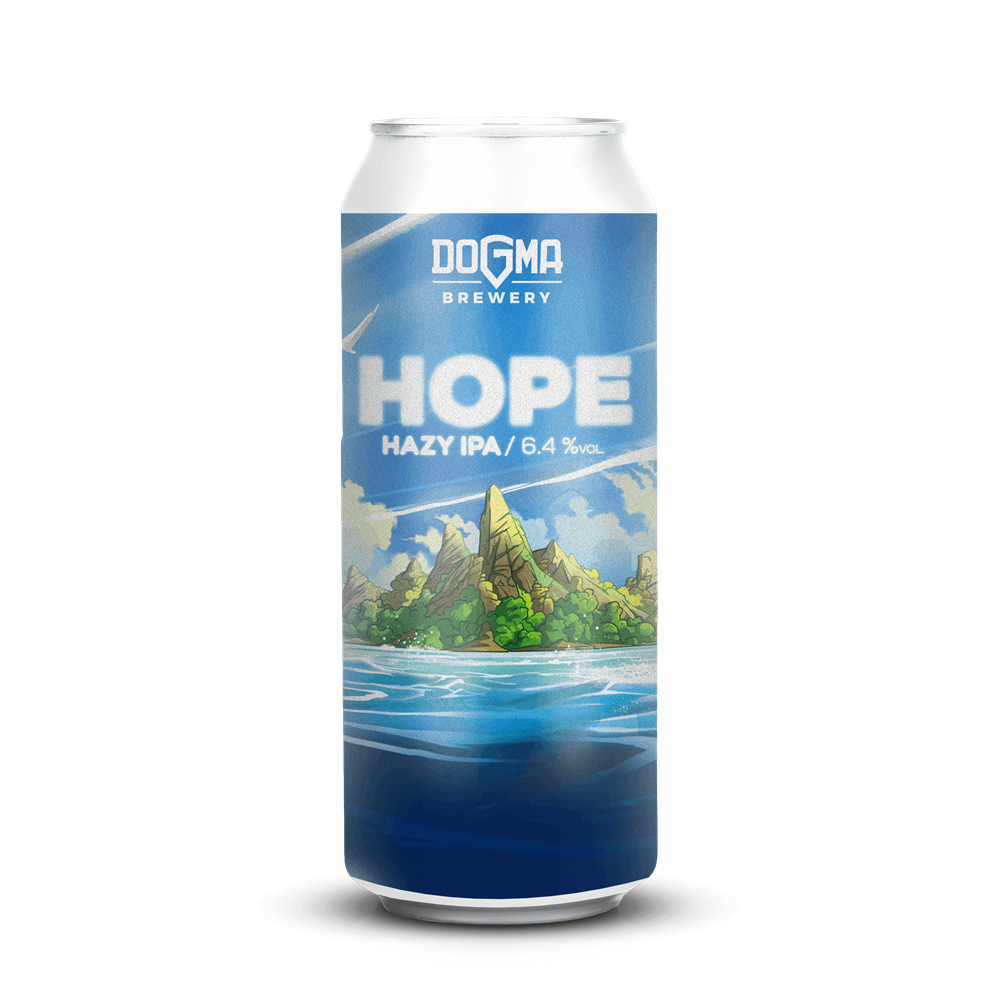 HOPE Hazy IPA - 500ml