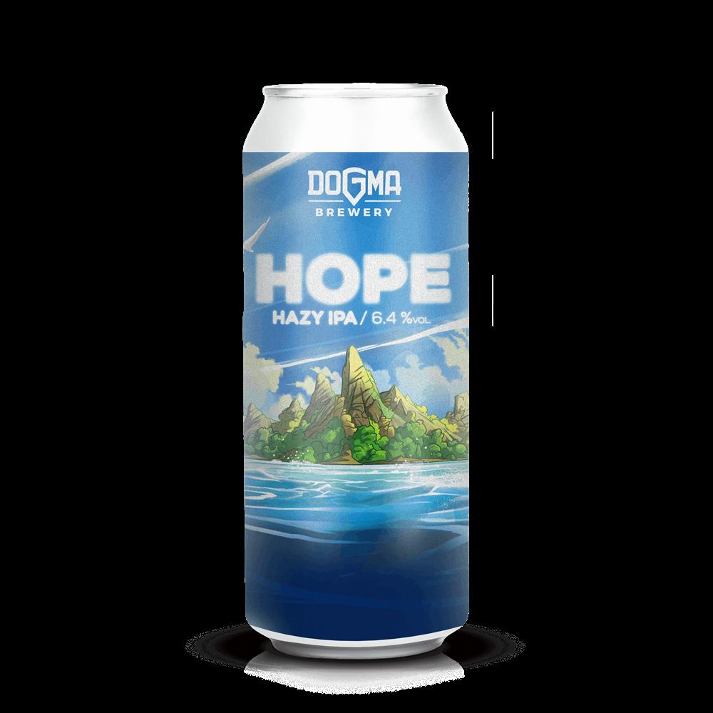 HOPE Hazy IPA - 500ml