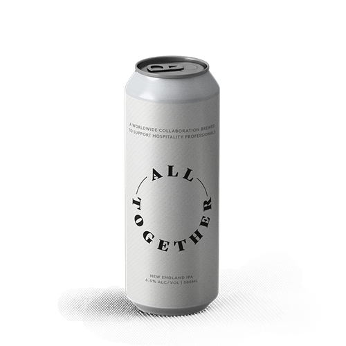 ALL TOGETHER New England IPA - 500ml