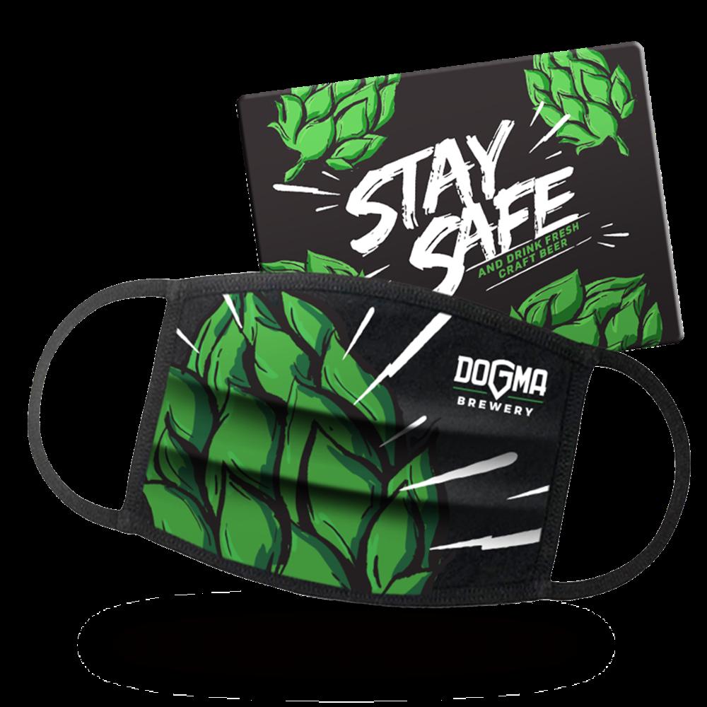 Zaštitna maska - Dogma Brewery