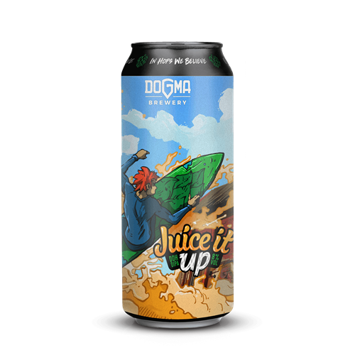 JUICE IT UP DDH DIPA - 500ml