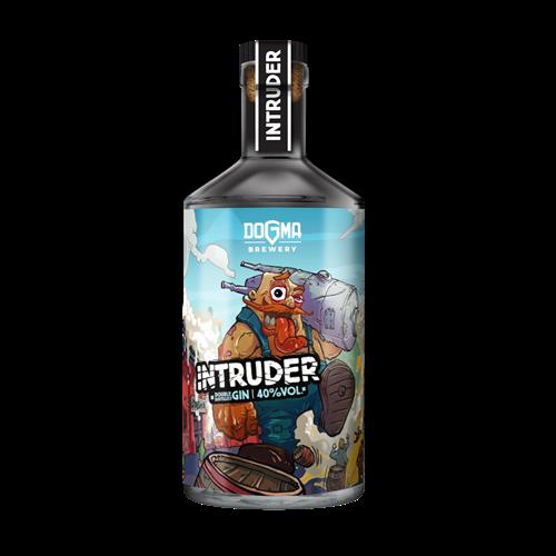 INTRUDER Double Distilled GIN - 700ml