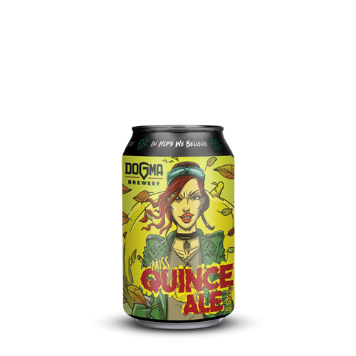 MISS QUINCE Ale - Limenka 330ml