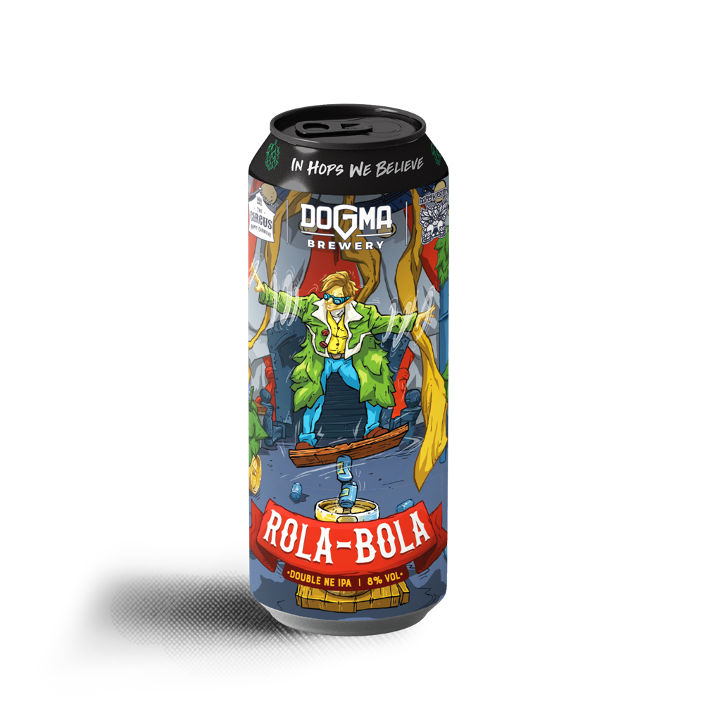 ROLA - BOLA Double NE IPA - 500ml