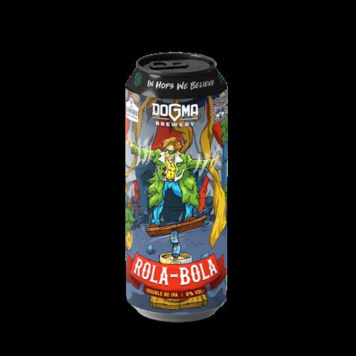 ROLA - BOLA Double NE IPA - 500ml