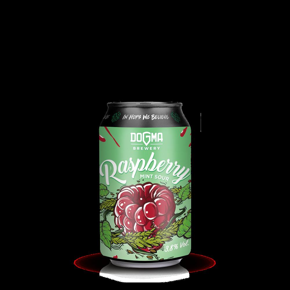 Raspberry Mint Sour - Limenka 330ml