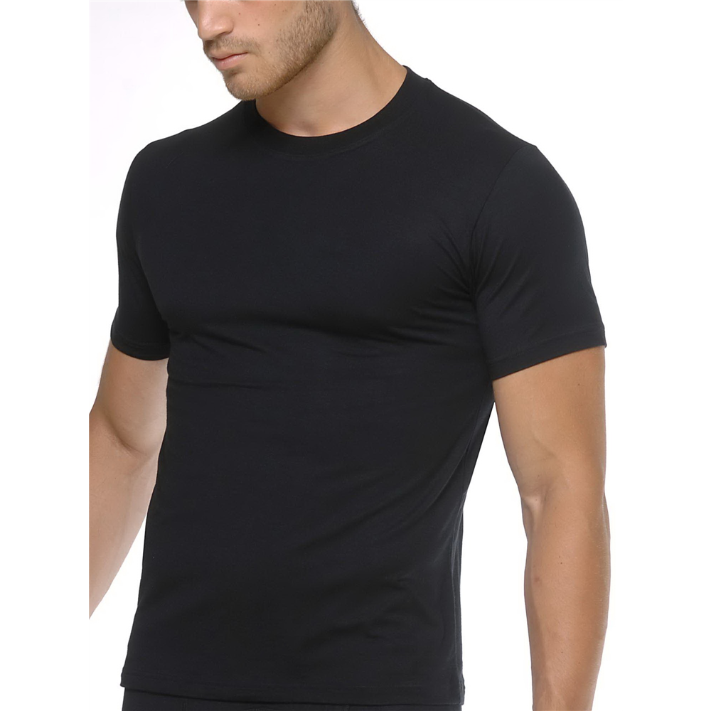 Muska majica mikromodal