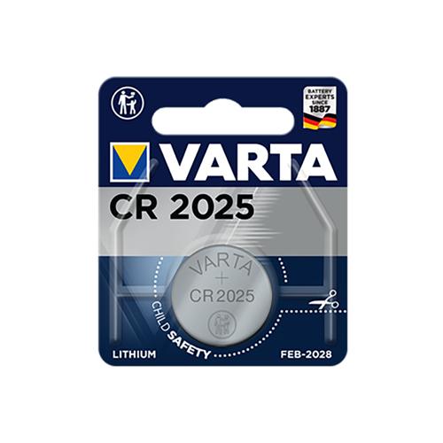 LITIJUM BATERIJA VARTA CR2025