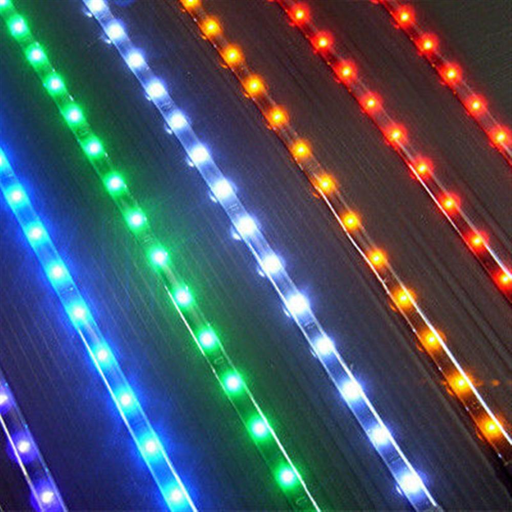 LED TRAKA 11W IP65 RGB+BELA