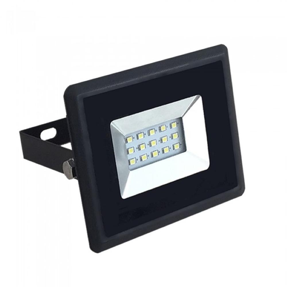 LED REFLEKTOR 10W CRNO-SIVI VTAC